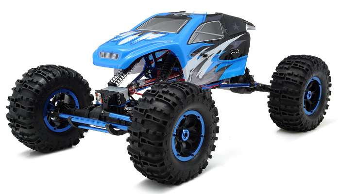 Exceed Mad Torque RC Crawler