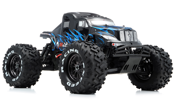 Rough Racing Massive Rc Car