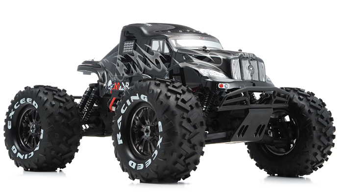 1 8th Ep Mad Beast Monster Truck Racing Edition Ready To