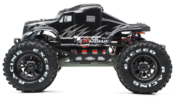 rc remote control monster trucks with 03c503 Re Madbeast Blacksilver Brushless on 114 Scale Remote Control Monster Truck additionally Everybodys Scalin For The Weekend Trigger King Rc Mud Monster Series Event also A 14632378 moreover 32649236279 additionally 669430 Vintage Snap Truck.