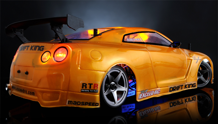 Exceed Rc Madspeed Drift King Brushless Edition
