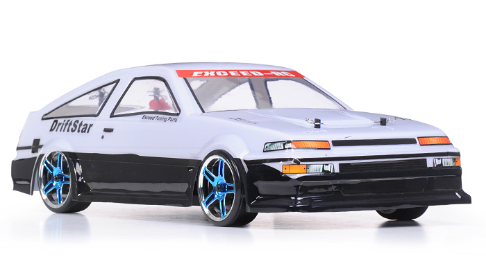 Exceed Rc S Initial D Trueno Electric Drift Car