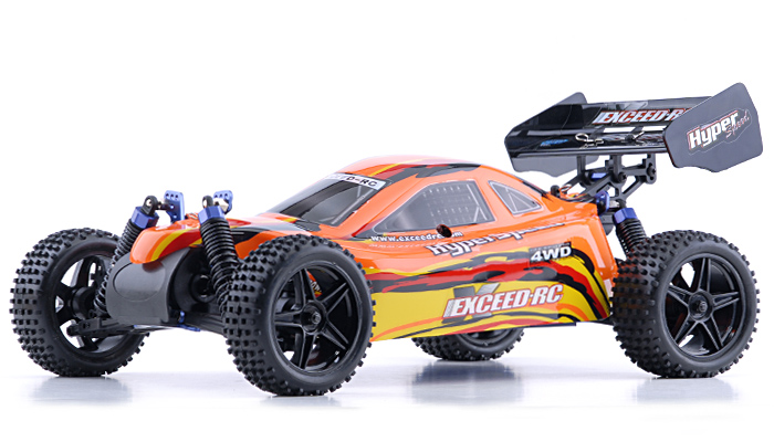Remote Control Cars Gas
