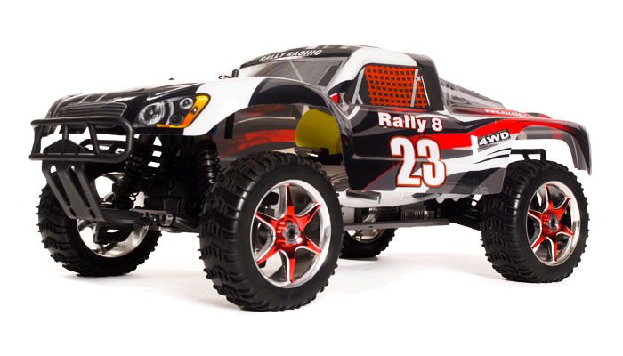1 8 2 4ghz exceed rc rally 8 21 nitro gas powered rtr. Black Bedroom Furniture Sets. Home Design Ideas
