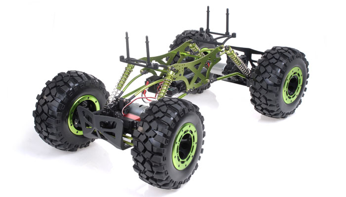 1 8th Scale 2 4ghz Exceed Rc Maxstone 4wd Powerful