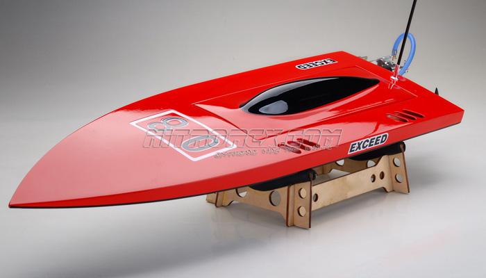 Exceed Racing Boat Electric Powered FiberGlass SWORD 630EP ...