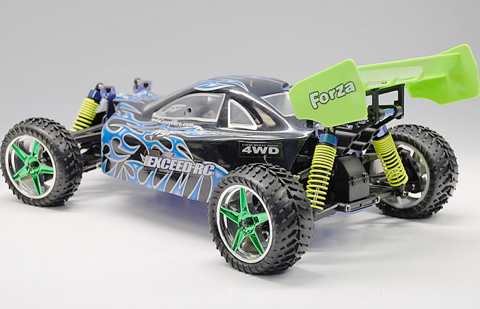 Xtreme Nitro Buggy Gas Car