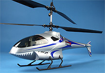 Lama V4 ready-to-fly Micro Electric RC Helicopter