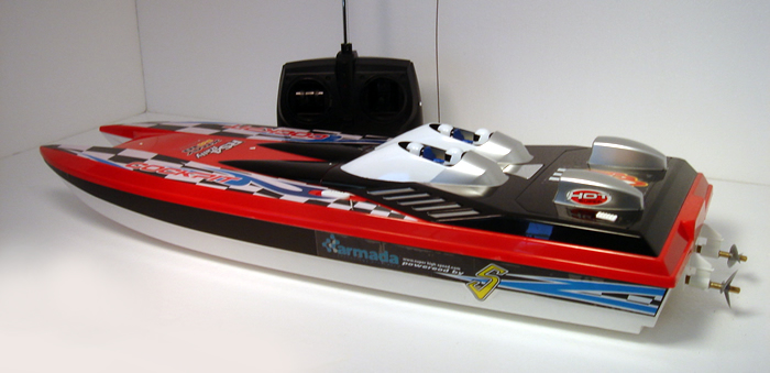 "Apparition 29"" RC Boat"