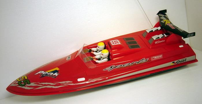 Avant RC Boat