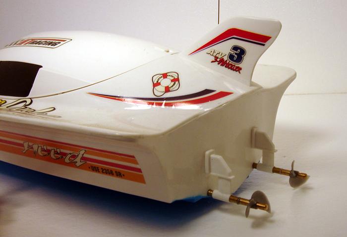 WINGRUSH RC Boat