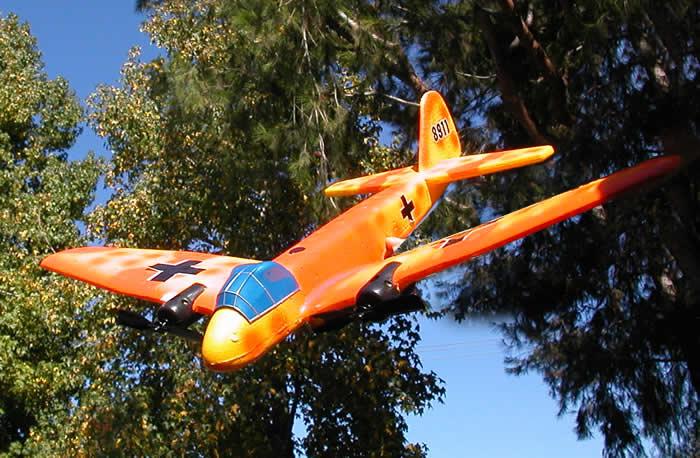 Mars RC Plane
