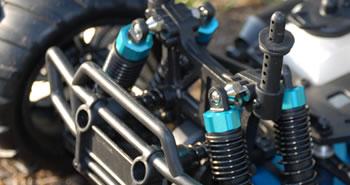 Nitro RCX RC Gas Car
